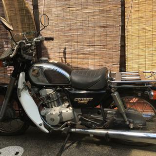 ホンダ バイク CD125T JA03最終型 要整備