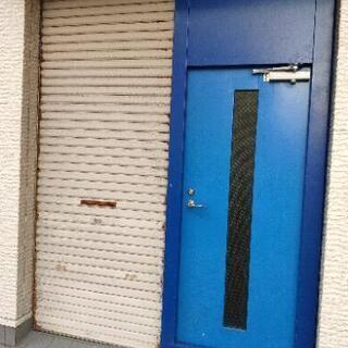 ドアの建替え