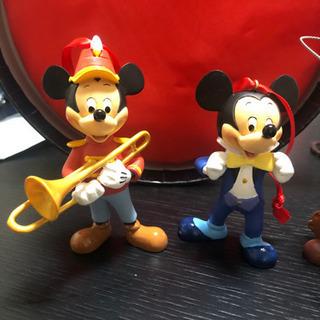 ミッキーマウスのオーナメント