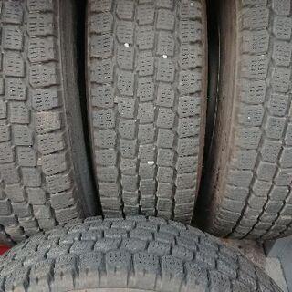スタッドレスタイヤ 165R13 6PR 4本セット