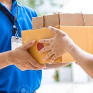 お荷物の配送、どんな物でも、どこへでもお運び致します!!