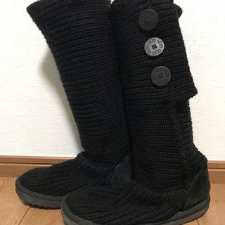UGG ブーツ 24〜24.5cm 黒
