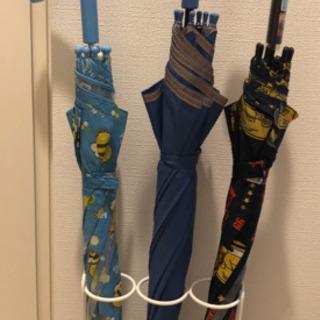 男の子 傘 3本セット500円