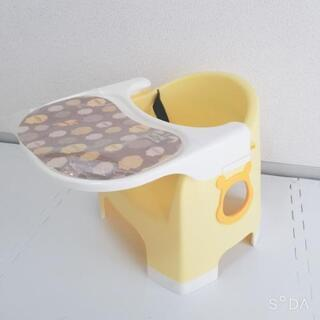 お食事 ローチェア ベビー 小さい椅子 セカンドチェア