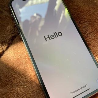 iPhoneX 64GB space gray