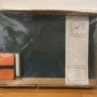 ちいさな黒板(緑) 新品未使用