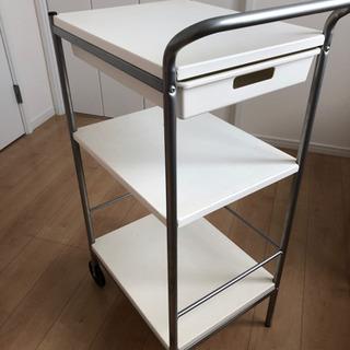 IKEA キッチンワゴン 作業台