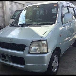 岐阜 ワゴンR  28,500km  2年車検付 支払総額170...