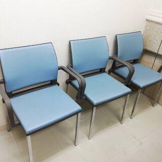 ミーティング椅子 待ち合い椅子 チェア
