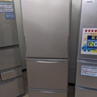 2016年製 SHARP シャープ 冷蔵庫 3ドア 350L ど...
