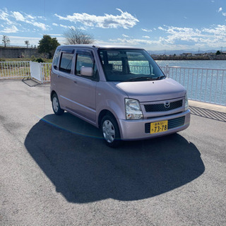 AZワゴン FX ピンク H18 MJ21S リ料込み 車検2年...
