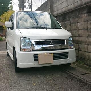 早い者勝ち12万円‼️ワンオーナー車検ありワゴンR FXS-リミ...
