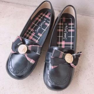 フォーマルシューズ 女の子 フォーマル靴 size20