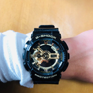 G-SHOCK. GA-110GB-1AJF