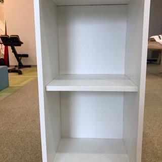 IKEA 収納棚 2段