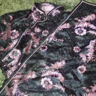 コスプレ衣装 ロングチャイナドレス さしあげます
