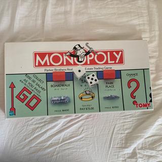 モノポリー ボードゲーム
