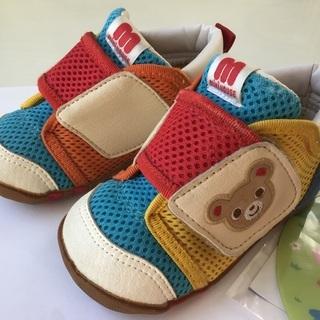 ミキハウス 靴 サイズ13(シューズキーパー付)
