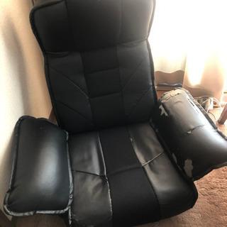 【無料】合皮座椅子
