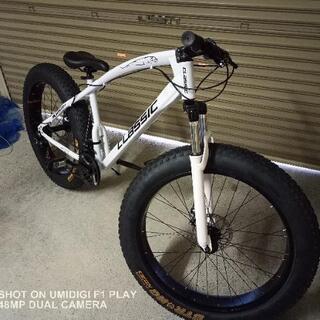ファットバイク   マウンテンバイク 自転車