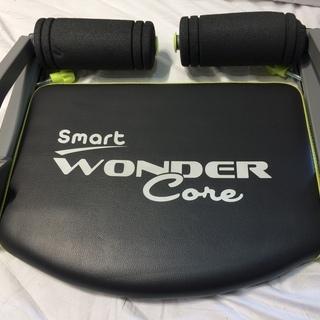 Shopjapan ショップジャパン ワンダーコアスマート 腹筋 背筋 健康器具 トレーニング フィットネス - スポーツ