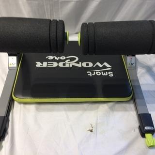 Shopjapan ショップジャパン ワンダーコアスマート 腹筋 背筋 健康器具 トレーニング フィットネス - 高浜市