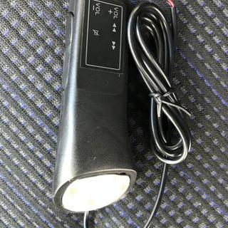 カーオーディオ用汎用外付けリモコン