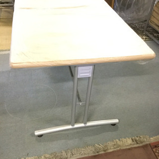 新品 食堂用テーブル   幅150  奥行80  高さ70  (...