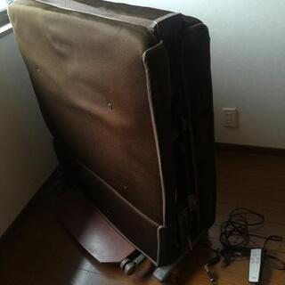 折り畳み ベット 電動リクライニング
