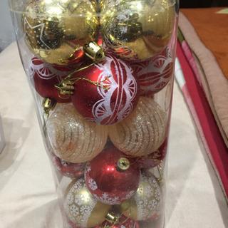 クリスマスツリーに飾るボール‼未開封‼