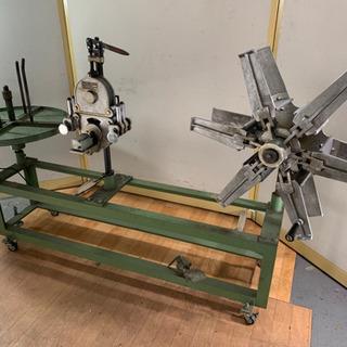 村林鉄工 回転式長さ計 SM-4 コード巻取り 巻上げ 計測