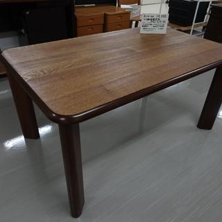 ナラ無垢集成材ダイニングテーブル(R110-40)