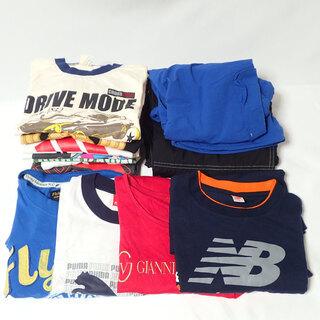 AA036 子供服 150~160 まとめ シャツ 半袖 長袖 ...