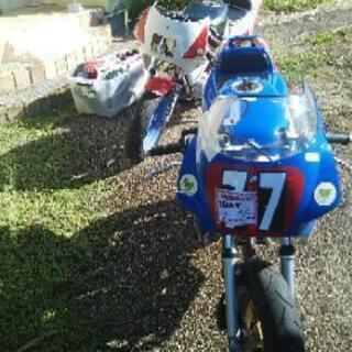 YSR50レーサー  2台