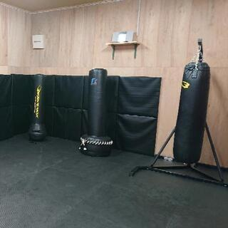 キックボクシングのエクササイズ