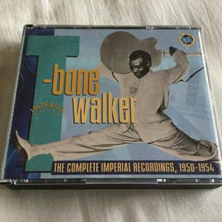 T-Born walker 中古CD