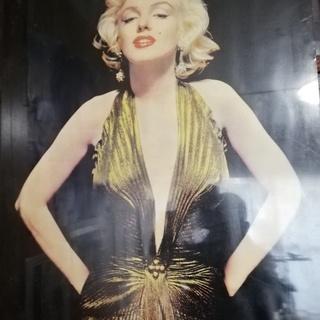 マリリン モンロー パネル写真と写真集