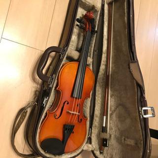 スズキバイオリン二分の一