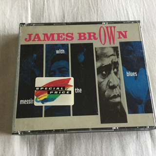 MESSING WITH THE BLUESーJames Brown