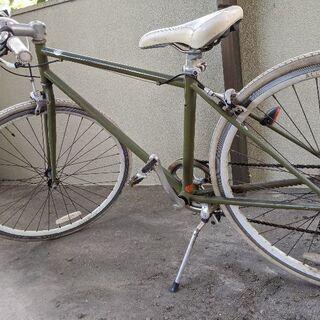 中古クロスバイク