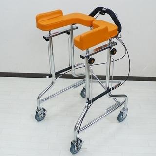 アルコー 1G-C型 歩行車 コンパクトタイプ 歩行器 折り畳み...