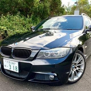 ☆程度良好 検長 H21年式 BMW 320i ツーリング…