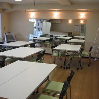 テーブル&椅子&ホワイトボード
