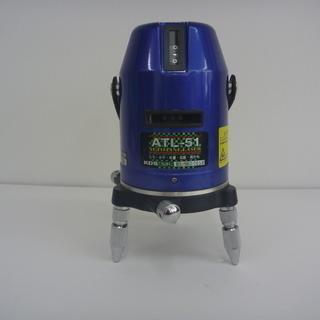 値下げしました!ムラテックKDS レーザー墨出し器 ATL-51...