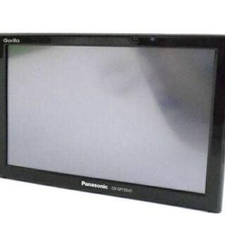 PanasonicゴリラCN-GP735VD 13年製 7V型の画像