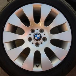 BMW 7シリーズ純正 18インチ スタースポーク91 E65,E66 - 厚木市