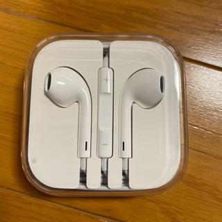 iPhone純正のイヤホン