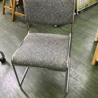 格安椅子 ☆80626 カーブ椅子 半端椅子 美品
