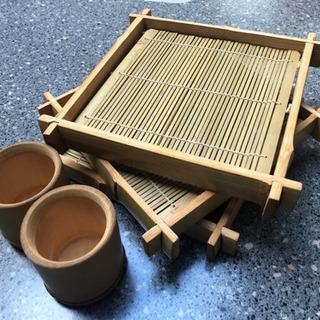 竹の蕎麦ざる