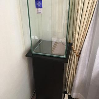 コトブキ レグラス水槽30×30×50+水槽台37×36.5×7...